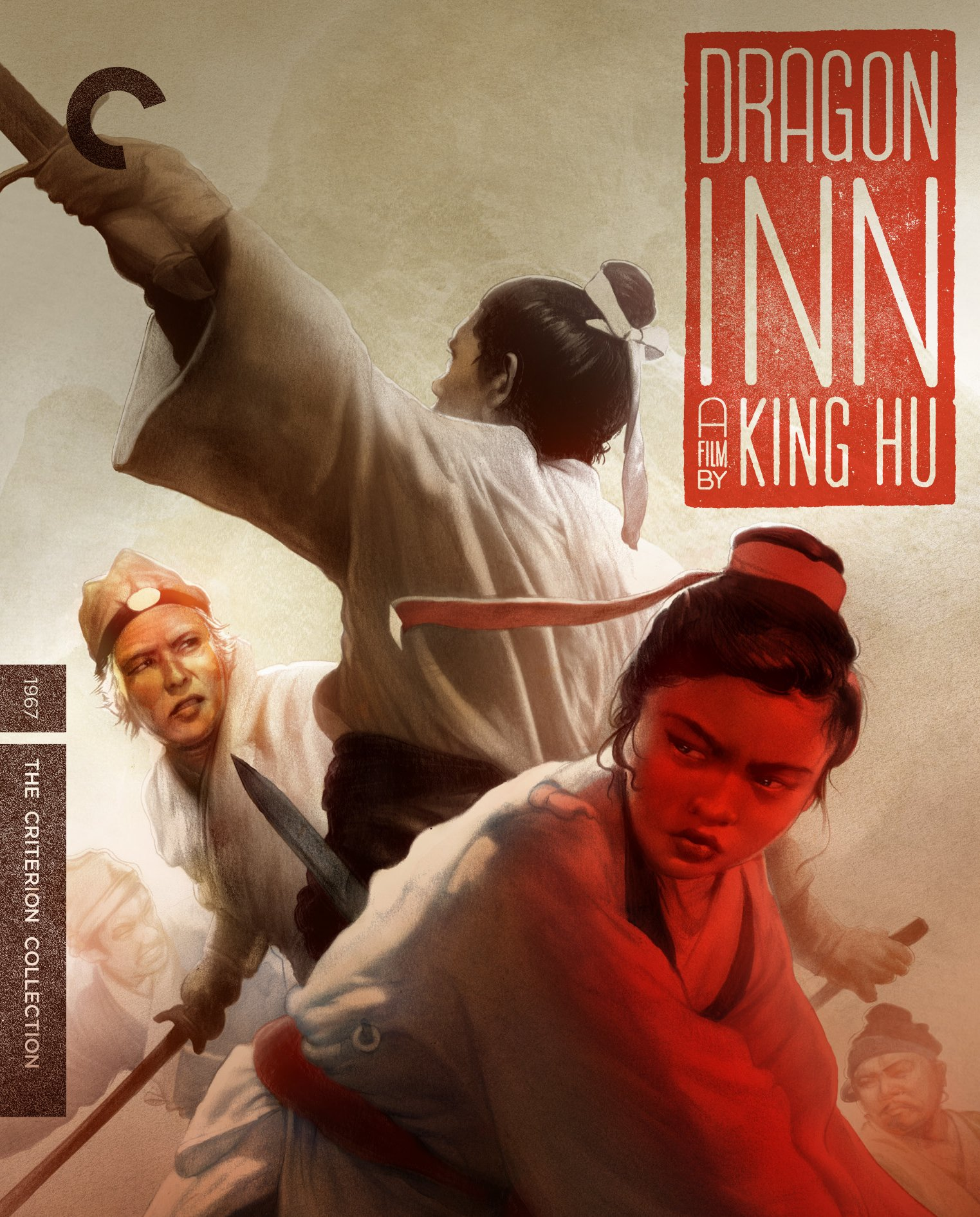 Blu-ray : Dragon Inn (criterion Collection) (Special Edition, Restored, 4K Mastering, Widescreen, Subtitled)