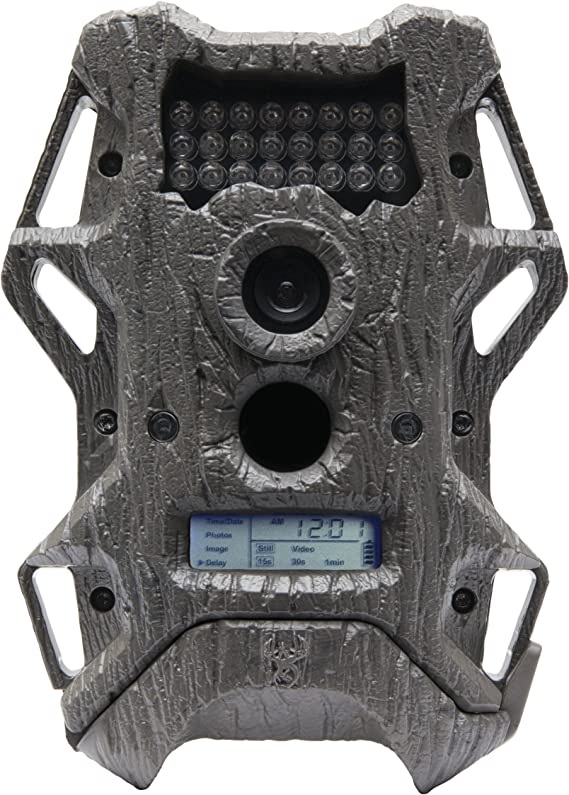 Amazon.com : Wildgame Innovations KP10i8-7 Cloak Pro 10 Trail Camera, Bark : Sports & Outdoors
