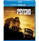 Psycho (1960) [Blu-ray]