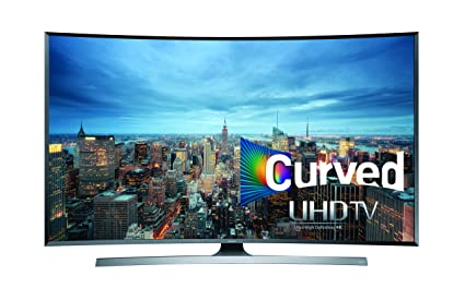 d3e11d400 Image Unavailable. Image not available for. Color  Samsung UN78JU7500 Curved  78-Inch 4K Ultra HD 3D Smart LED TV ...