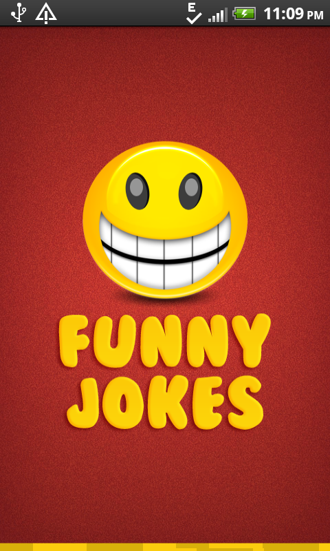Free android sources codes: jokes app template with admob.
