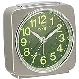 SEIKO CLOCK (セイコークロック) 目覚まし時計 アナログ PYXIS (ピクシス)