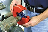 Brady LK095E Prinzing valve Lockout Starter Kit