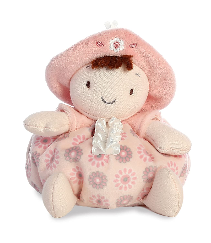 Aurora World Baby First Doll Breanna Plush Toy Pink AW20920