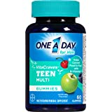 One A Day For Him VitaCraves Teen Multivitamin Gummies, 60 Count