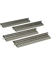 Lionel FasTrack 10 Straight Track 4-pack