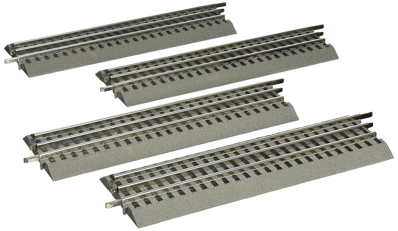 Lionel FasTrack O Gauge Straight Track 4 Pack