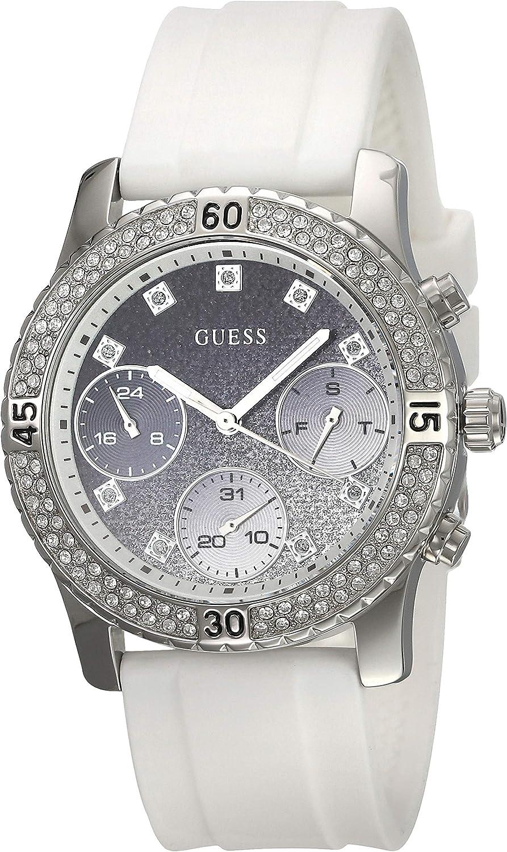 nessuna tassa di vendita nuove varietà stati Uniti Guess orologio di Jennifer Lopez multi-display con cinturino ...