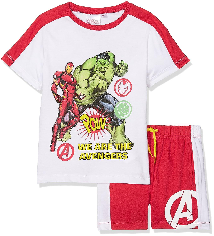 Marvel Avengers Assemblee, Conjunto de Ropa para Niños ER1268