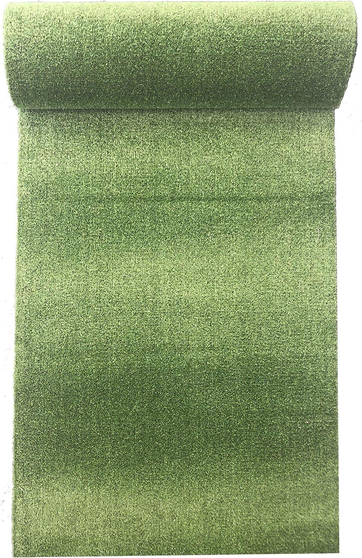 Rasenteppich Kunstrasen Comfort grün 400x260 cm