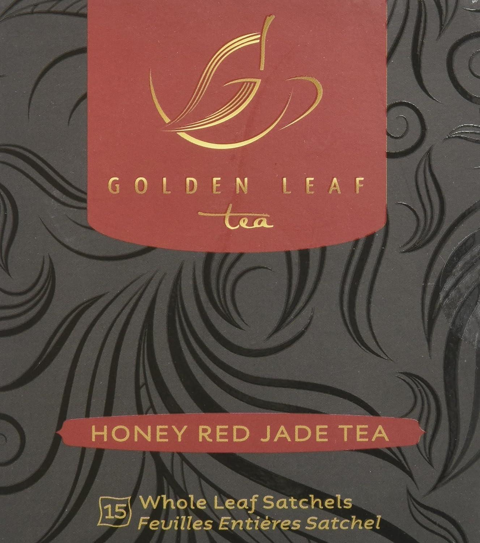 Golden Tea Leaf Honey Red Jade Black Tea