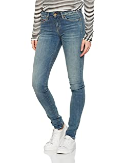 Womens Mid Rise Nora Librst Skinny Jeans Tommy Jeans