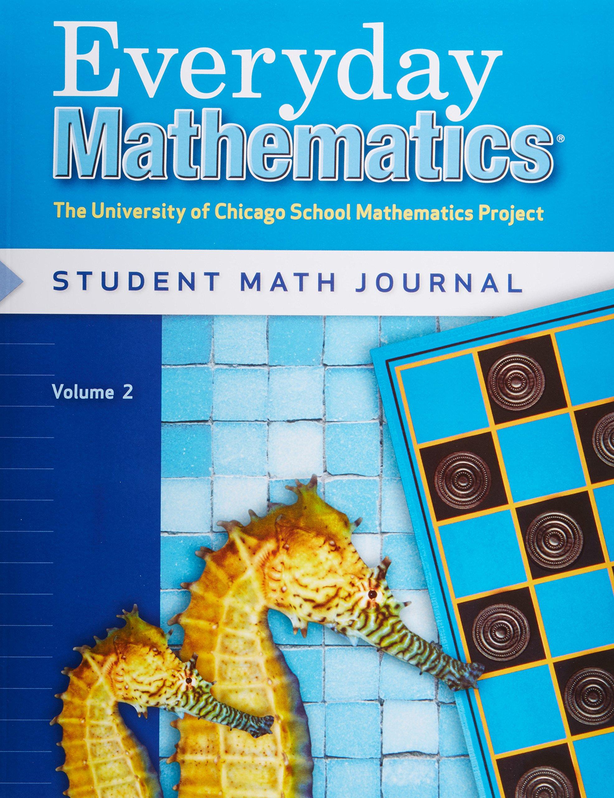 Everyday Mathematics Student Math Journal Volume 1 and 2 - Reorder ...