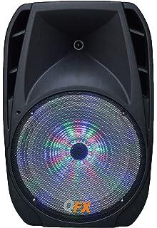 loudest portable speakers. qfx pbx-61150 tailgate speaker system with bluetooth loudest portable speakers