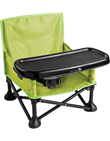 Summer Infant Pop N Sit Folding Booster, Green -UK