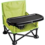 Summer Infant Pop N Sit Folding Booster, Green