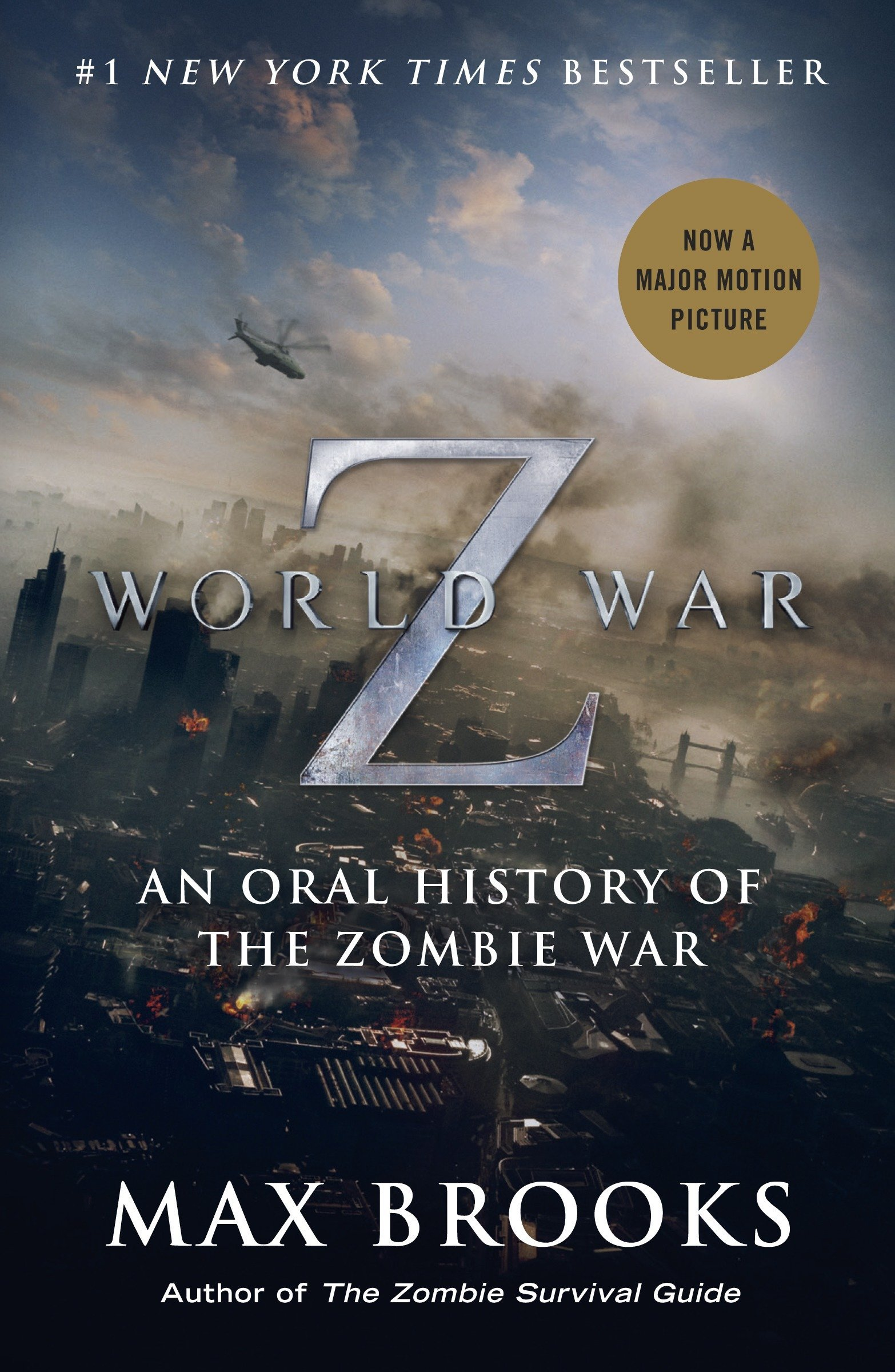 Read Online World War Z (Movie Tie-In Edition): An Oral History of the Zombie War pdf epub