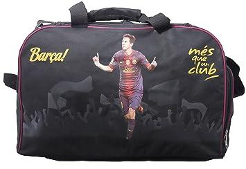5403b0f4b9 Sac de sport Barça - Lionel Messi - Collection officielle FC BARCELONE - Football  Barcelona