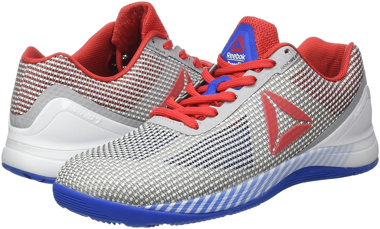 56b088d6fecaf Reebok Men s Crossfit Nano 7.0 Nation Pack Fitness Shoes  Amazon.co ...
