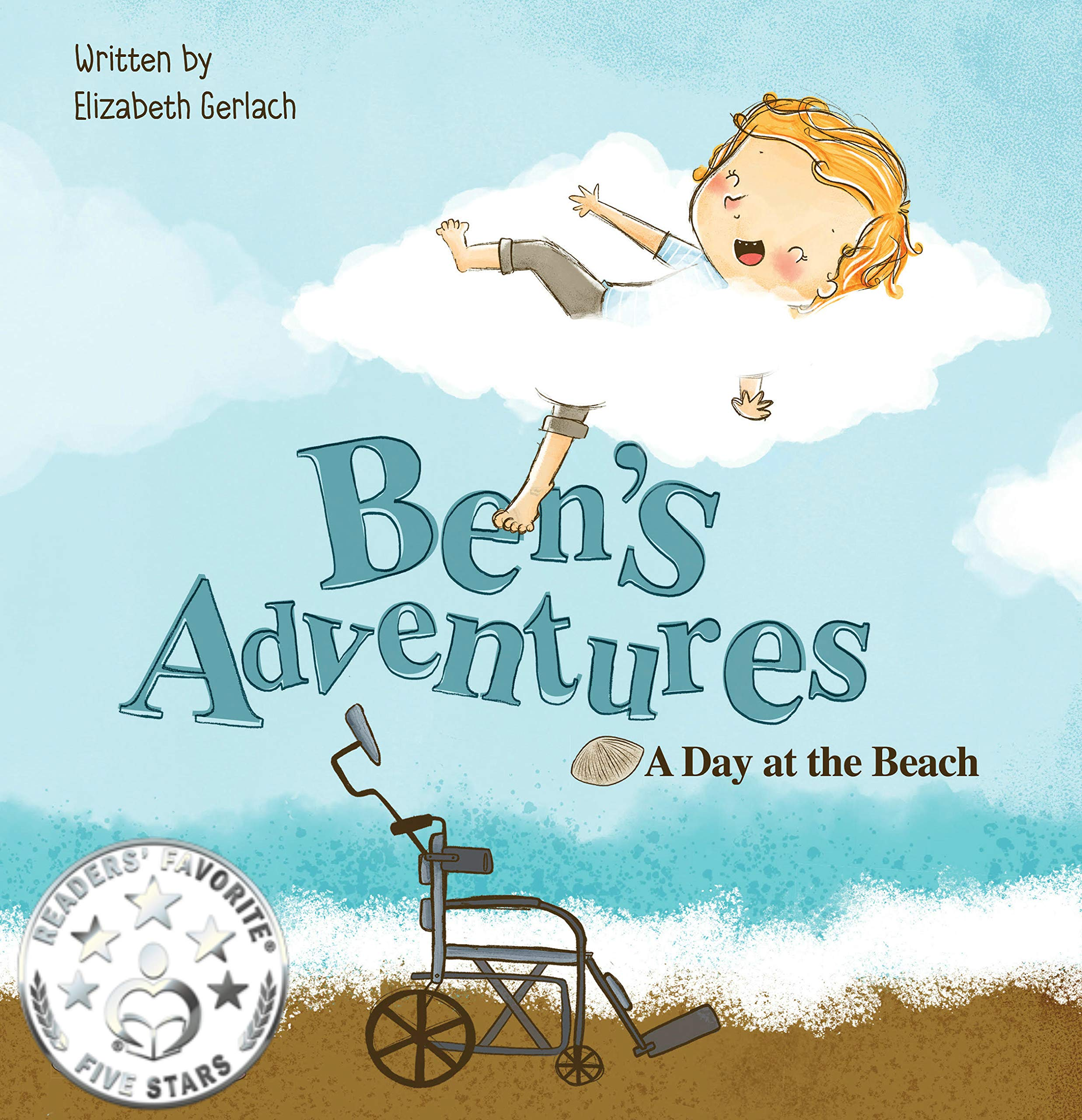 Amazon.com: Bens Adventures: Day at the Beach ...
