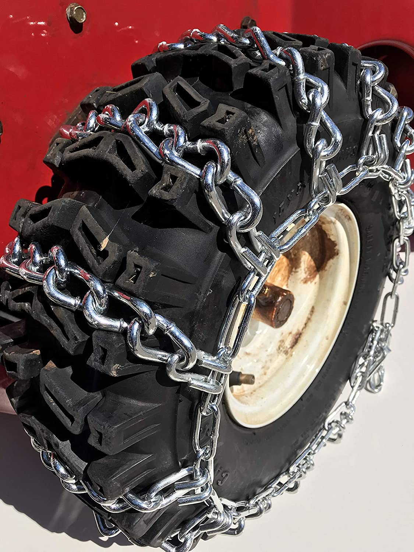 TireChain.com 15 x 5 x 6 15x5x6 Heavy Duty Tractor Tire Chains