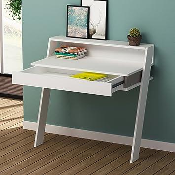 Amazon.de: Schreiben Computer-Schreibtisch, modern und einfach ...