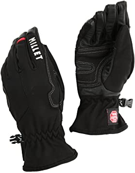 830ac159c7 Millet Ice Wds Glove Gants Ski Homme Noir XS  Amazon.fr  Sports et ...