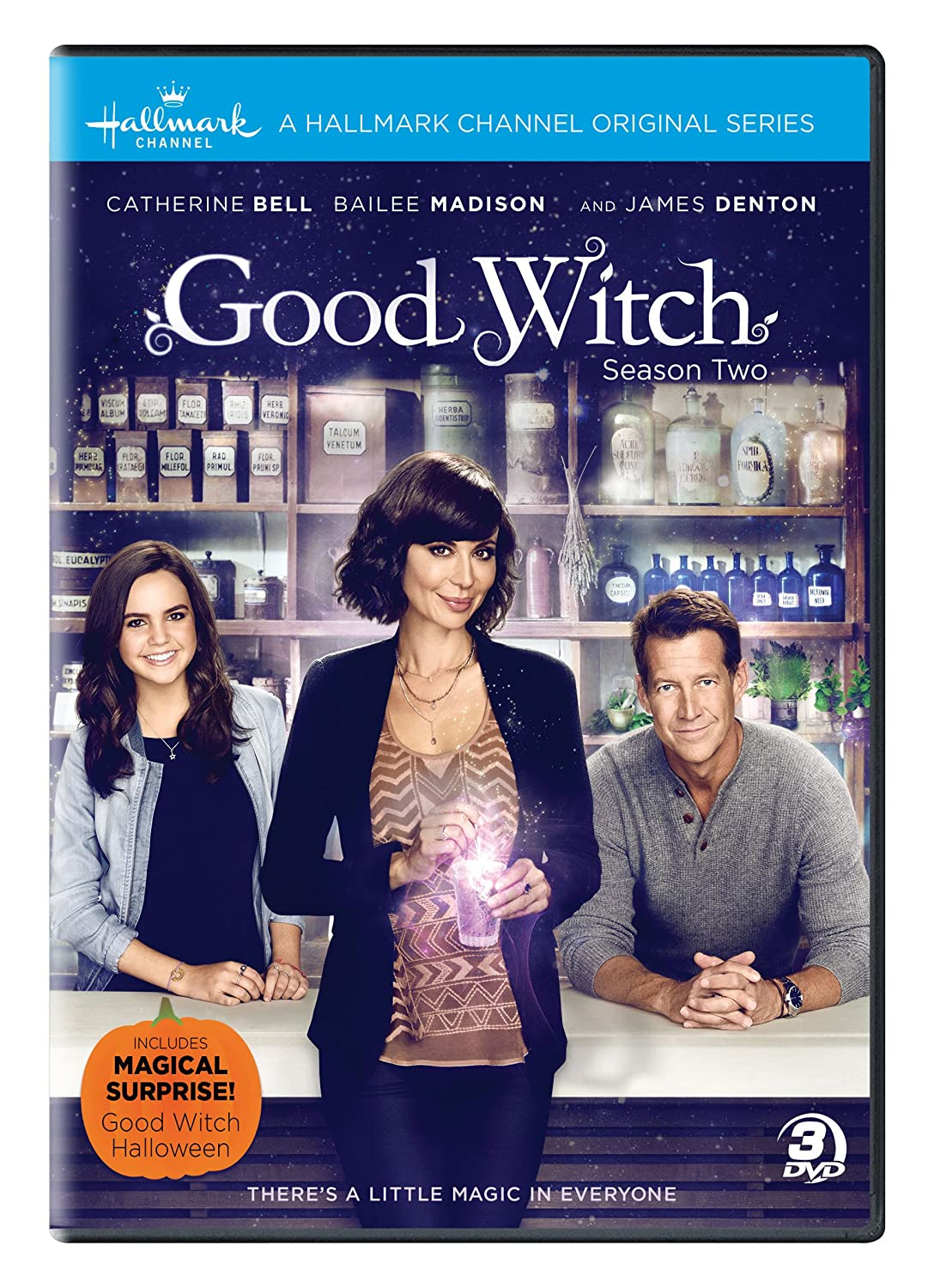 Good Witch: Season 2 Catherine Bell Bailee Madison Various 42927116
