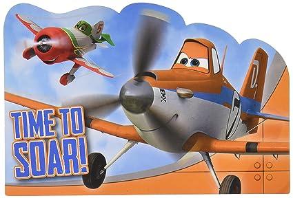 8 9 Toys For Birthdays : Amazon.com: amscan disneyplanes 2 birthday party postcard invitation