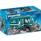 Playmobil -5566 - Jeu De Construction - Véhicule + Convoyeurs De Fond