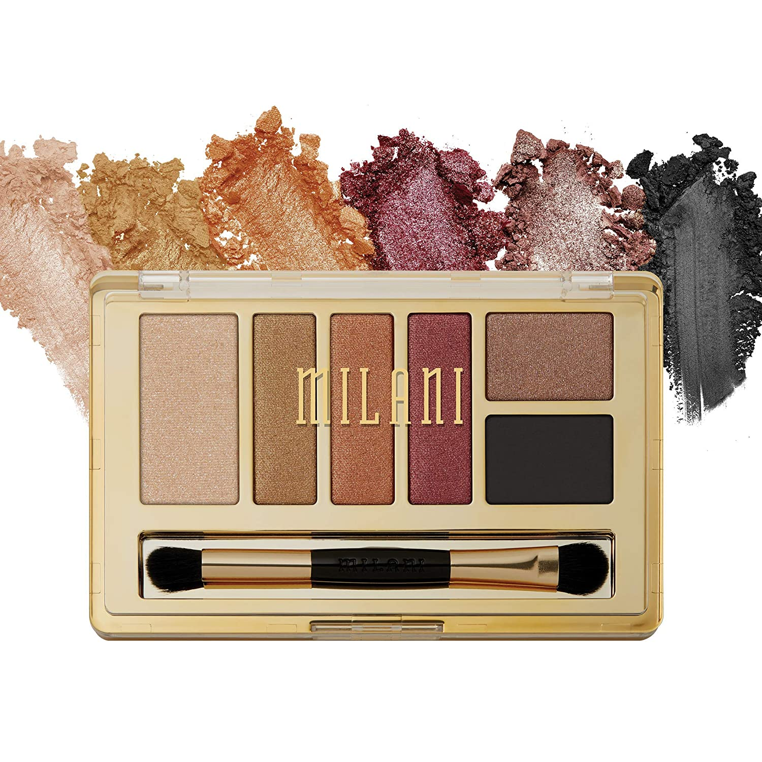 Milani Everyday Eyes Eyeshadow Palette (Must Have Metallics)