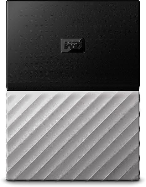WD My Passport Ultra 2TB - Disco Duro Externo USB Tipo A, 3.1 Gen ...