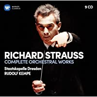 Kempe - Complete Orchestral Works