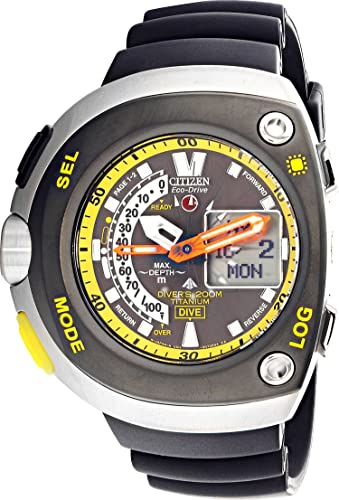 Reloj - Citizen - para Hombre - Herrenuhr Prom.CQ Aqualand JV0055-00E: Amazon.es: Relojes
