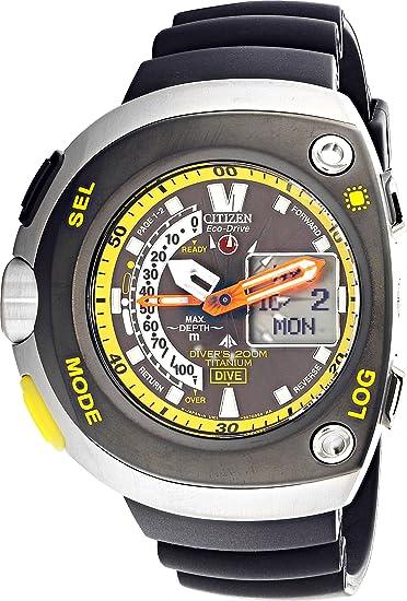 Jv0055 Herrenuhr Para Prom Aqualand cq Hombre Reloj Citizen hBQxdCtsr