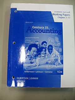 Amazon century 21 accounting multicolumn journal accounting i c21 act mc wp 1 17 se fandeluxe Gallery