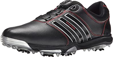 sacerdote símbolo primer ministro  Amazon.com | adidas Men's Tour360 X BOA Cleated Golf Shoe | Golf