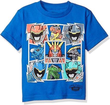Boys T-Shirt Power Rangers 2-8 Years