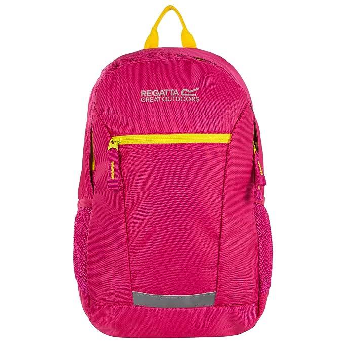 2149f5f5bc95 Regatta Kids Kids Black  Jaxon  10L Day Pack One Size  Amazon.co.uk  Luggage