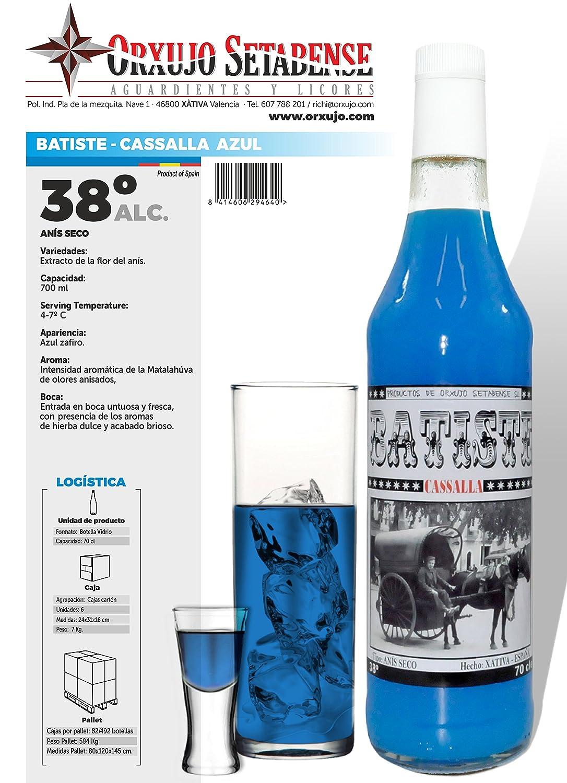 Cassalla Batiste: Amazon.es: Alimentación y bebidas