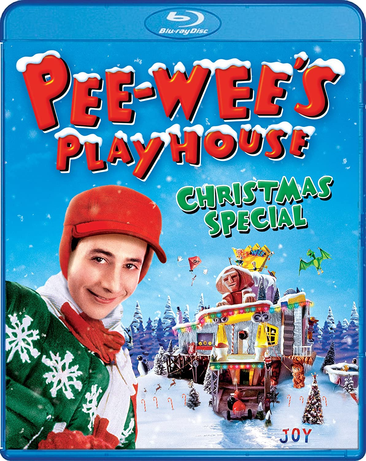 Amazon.com: Pee-Wee's Playhouse: Christmas Special [Blu-ray]: Paul ...