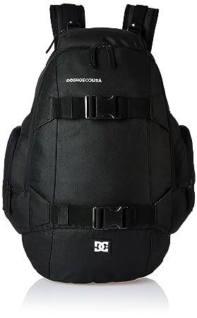 a2e349d7ff5 DC Wolfbred III Backpack Black EDYBP03082 KVJ0: Amazon.co.uk: Sports ...