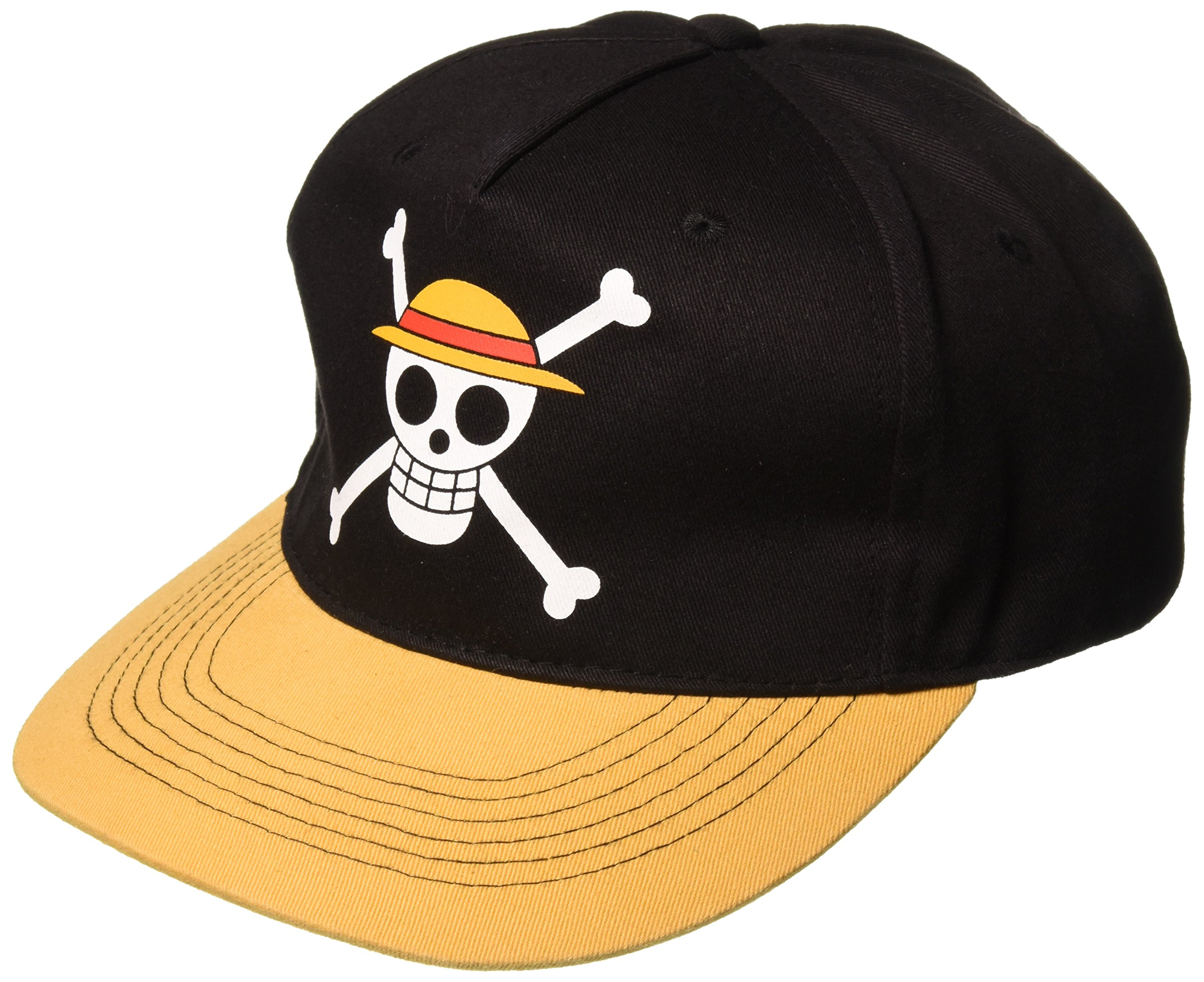 0ca7140f910978 Galleon - One Piece Luffy's Pirate Flag Headwear Cool Anime Hat