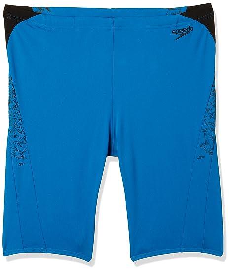 5fe76b9b996 Speedo Male Swimwear Boom Splice Jammer (810856B490 Denube Black 40 ...