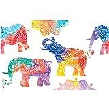 Tervis 1221835 Mehndi Elephants Tumbler with Wrap