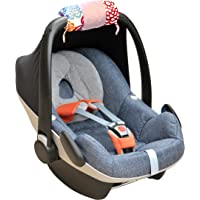 Ritzy Wrap Infant Car Seat Handle Cushion - Fresh Bloom (Fresh Bloom)