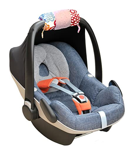 Outstanding Buy Ritzy Wrap Infant Car Seat Handle Cushion Fresh Bloom Gmtry Best Dining Table And Chair Ideas Images Gmtryco