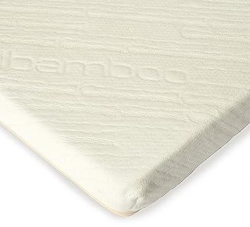 Amazon Com Sleep Creations Aerus Natural 2 1 2 Inch Memory Foam
