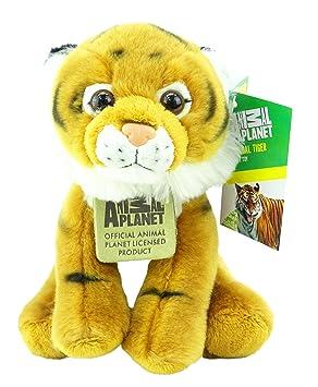 Animal Planet Wild Cats - 17cm tigre de Bengala suave ...