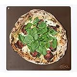 "Dough-Joe Pizza Steel Baking Sheet The Samurai--15"" x 15"" x 1/4"